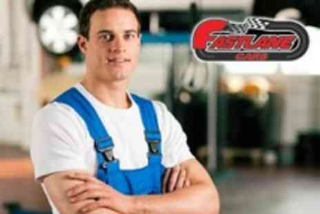 Fast Lane Cars - Winter Car Check With Engine Service - Save 22%