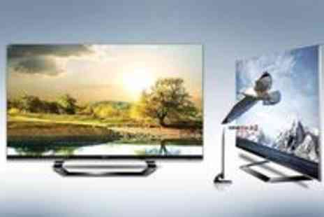 RLR distribution - LG 42 inch Cinema 3D Smart LED TV plus two pairs of 3D glasses - Save 15%