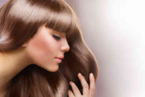Remix Salon - Brazilian keratin treatment with a wash and blow dry, or add a haircut - Save 80%
