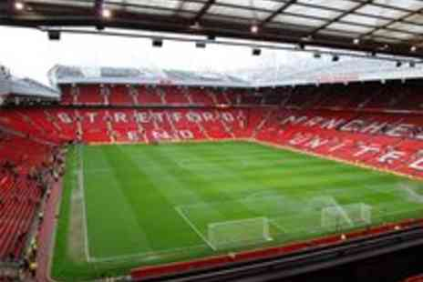 Circuit Hospitality - Manchester United v Braga Champions League VIP Match - Save 43%