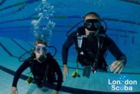 London Scuba - Two Hour Scuba Diving Introductory Lesson For One - Save 60%