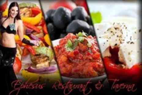 Ephesus Restaurant & Taverna - Ten Course Turkish Tasting Menu For Two - Save 35%