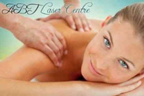 ABT Laser Centre - Caviar Facial and Full Body Massage - Save 83%