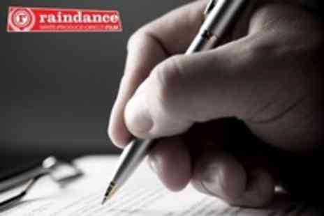 Raindance Film School - One Day Introduction to Screenwriting Course - Save 76%