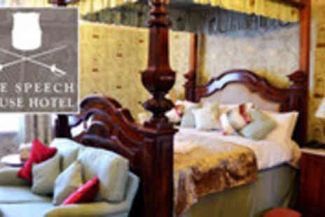 The Speech House Hotel - Forest of Dean getaway for two including breakfast - Save 34%
