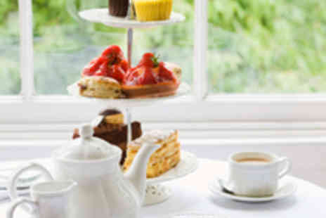 Diplomat Hotel - Afternoon Tea for Two with Prosecco - Save 53%