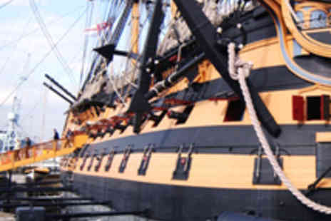 Portsmouth Historic Dockyard - Annual Pass to Portsmouth Historic Dockyard - Save 61%