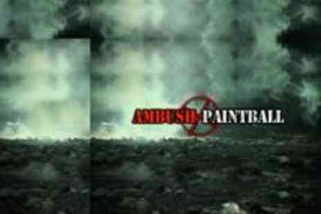 Ambush Paintball - Ambush Paintball Package Southampton - Save 90%