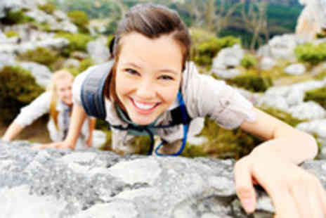 3xtremes  - Adventure day for 1 inc rock climbing, abseiling, archery and more - Save 58%