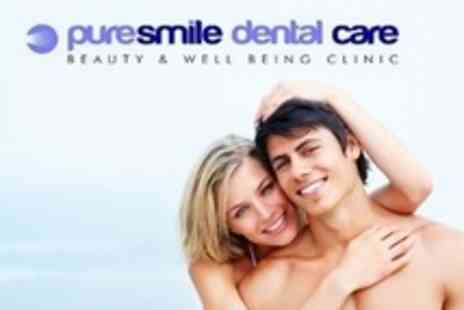 Puresmile Dental Care - Teeth Whitening Two Sessions With Consultation  - Save 50%