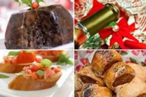 The Kimberley Hotel - Christmas buffet for 6 including half a bottle of wine - Save 53%