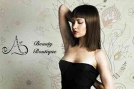 A and D Beauty Boutique - Wash, Cut and Blow Dry With Choice of Conditioning Treatment - Save 74%