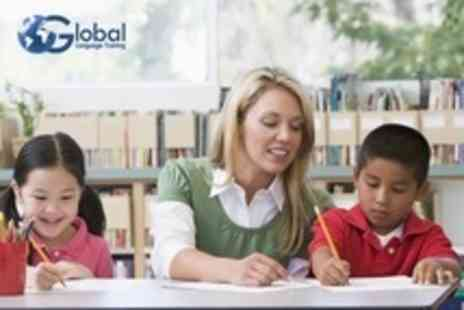 Global Language Training - Online TEFL Language Course For One - Save 85%