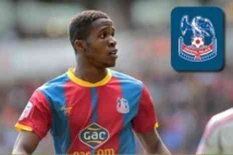 Crystal Palace Football Club - Two Crystal Palace v Blackburn Rovers Match Tickets - Save 58%