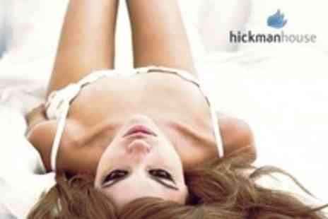 Hickman House - Six IPL Hair Removal Sessions on Two Small - Save 76%