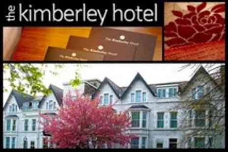 The Kimberley Hotel - One Night 4 star Stay For Two With Breakfast - Save 70%