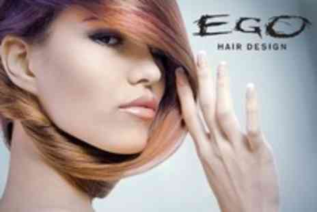 Ego Hair Design - Cut, Conditioning Treatment and Blow Dry - Save 34%
