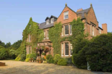 Nunsmere Hall Hotel - Victorian mansion stay including an Executive room and full English breakfast - Save 32%