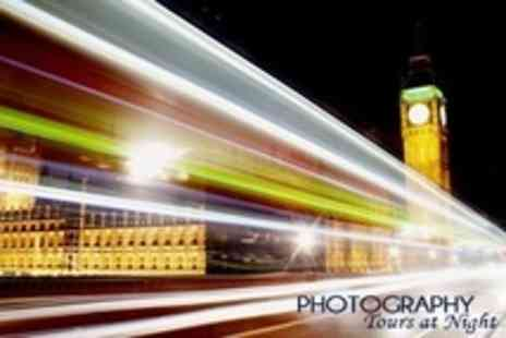 Photography Tours at Night - Four Week Online Night Time Photography Course - Save 80%