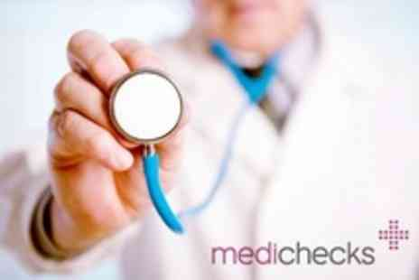 MediChecks - Well Person Check With Blood Screen - Save 56%