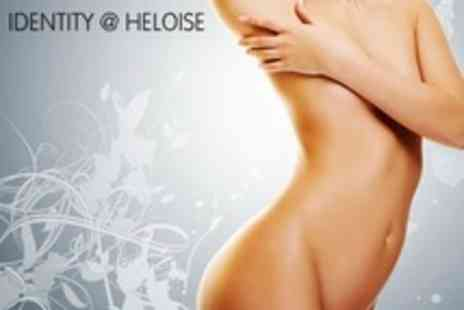 Identity at Heloise - Bikini and Underarm Wax With Eyebrow Thread - Save 69%