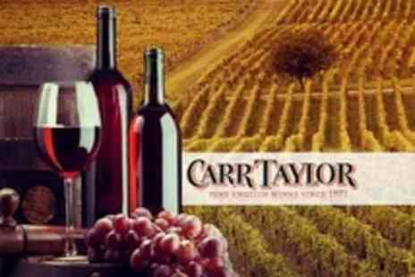 Carr Taylor Vineyard - Vineyard Tour and Wine Tasting For Two - Save 27%