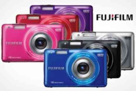 Simply Things - Fujifilm FinePix 16MP Digital Camera in Choice of Colours - Save 21%