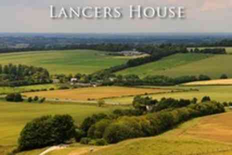 Lancers House - One Night Stay For Two With Breakfast - Save 51%