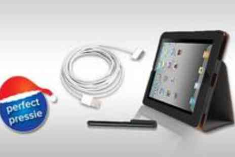 Digital Deals - 4-in-1 accessories bundle for your iPad - Save 76%