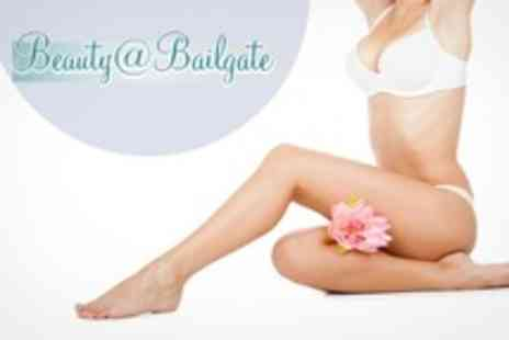 Beauty at Bailgate - Waxing of One Area - Save 50%