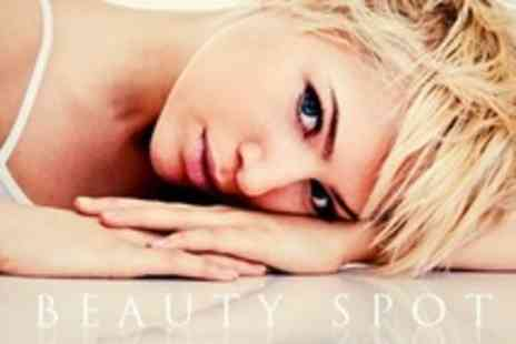 Beauty Spot - Restyle and Blow Dry With Conditioning Treatment - Save 68%