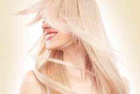 Exquisite Hair Salon - Half a head of highlights with a cut, blow dry and finish - Save 84%