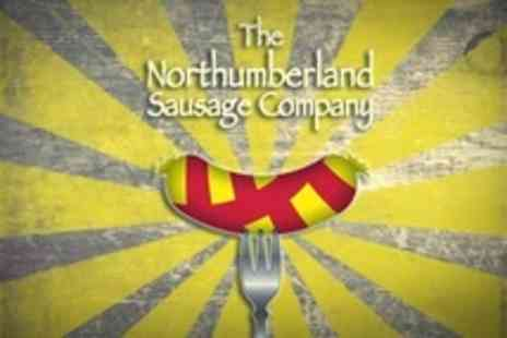 Northumberland Sausage Company - Sausage Making Class For One Plus meat preparation courses - Save 79%