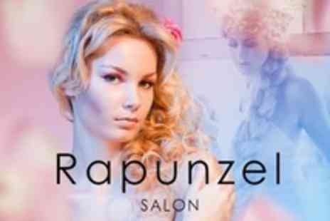 Rapunzel Salon - Aveda Colour Gloss Treatment With Cut and Blow Dry - Save 63%