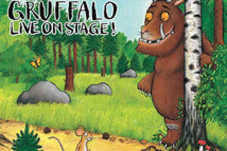 artsdepot - Tickets to see The Gruffalo LIVE - Save 36%