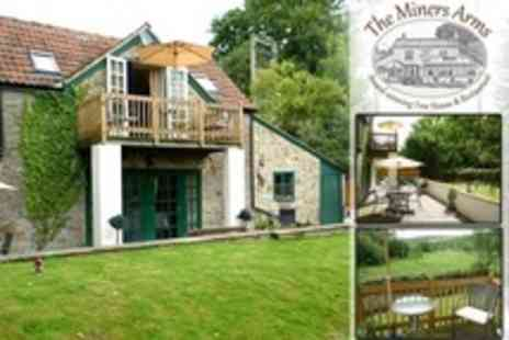 The Miners Arms - Two Night Stay With Dinner For Two - Save 60%