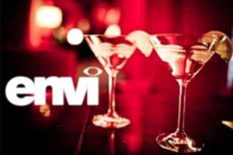Envi - Cocktails and Entry For Four - Save 60%