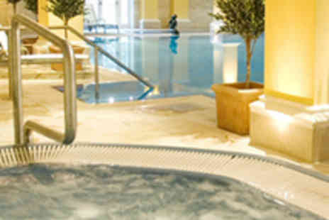 Holmer Park Spa & Health Club - Spa Day Access for Two with Two Course Meal - Save 59%