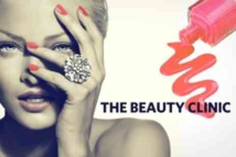 The Beauty Clinic - Luxury Facial and Shellac Manicure - Save 64%
