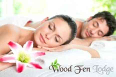 Wood Fen Lodge - Country Retreat With Spa Facility Access, Dermalogica Face Mapping and Skin Bar For One - Save 75%