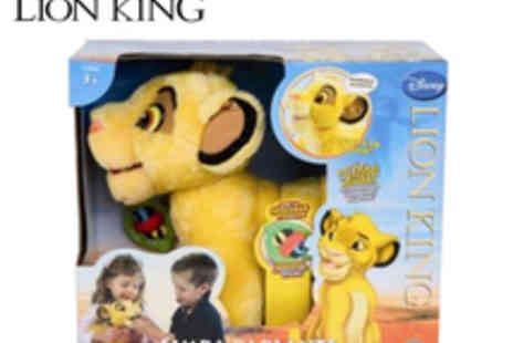 The Lion King - Talking to Simba - Save 13%