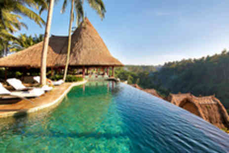 The Viceroy - Gorgeous Balinese villa with private pool including breakfast and spa treatment - Save 43%
