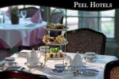 Caledonian Hotel - Champagne Afternoon Tea For Two - Save 58%