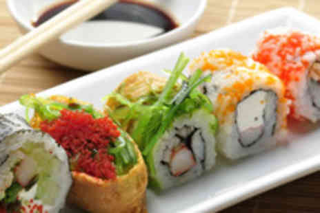 OKO - Japanese lunch including any rice, noodle or sushi dish and a drink - Save 62%