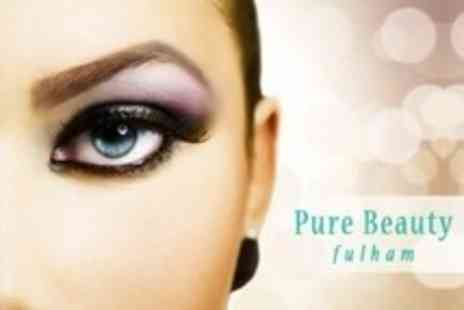 Pure Beauty - Full Lashes Set of Extensions - Save 68%