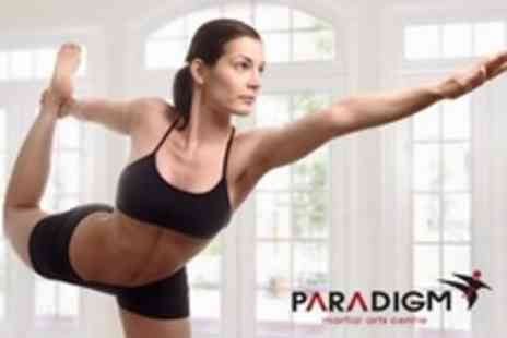 Paradigm - Eight Pilates, Spinning or Suspension Classes - Save 88%
