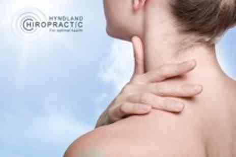 Hyndland Chiropractic - 30 Minute Deep Tissue Sports Massage Session - Save 25%