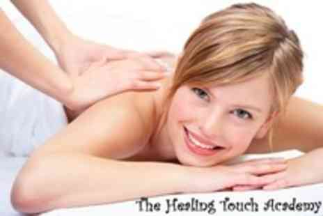 Healing Touch Academy - One Hour Full Body Massage or Holistic Treatment - Save 67%