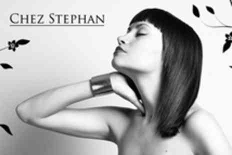 Chez Stephan - Haircut, Blow Dry and Deep Conditioning Treatment - Save 70%