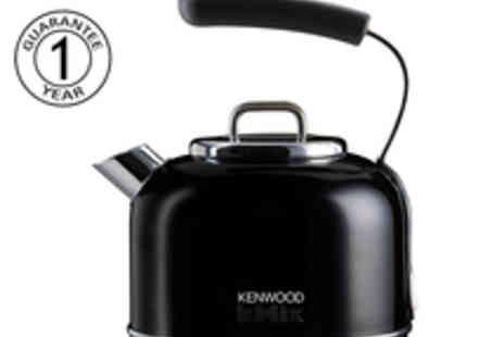 Kenwood - Kenwood KMix Traditional Kettle - Save 47%